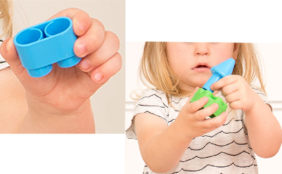 Poly-M Easy for Toddlers